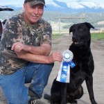 Labs-R-It Labrador Retriever Breeding and Training Willhe ribbon